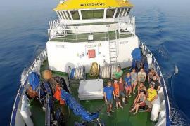 La burocracia paraliza la investigación marina en Baleares