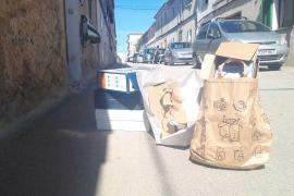 Los operarios de recogida de basura dejarán de trabajar si no se garantizan los EPIS