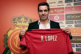 Antonio López, ex capitán del Atlético de Madrid, primer fichaje   del Mallorca