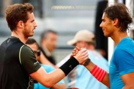 Rafael Nadal comparte grupo con Andy Murray en el Mutua Madrid Open Virtual Pro