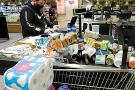 Las ventas 'online' se multiplican por cinco en los súper de Baleares debido al confinamiento
