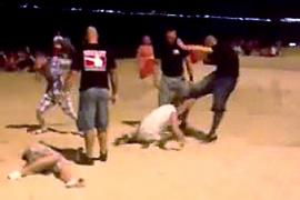 Identificados los tres agresores que dieron una paliza a dos turistas en Platja de Palma