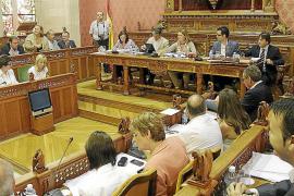 El Plan de Obras y Servicios queda en el aire porque el Consell no puede endeudarse más