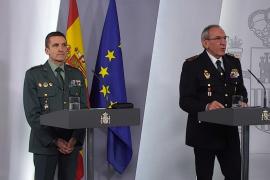 Moncloa prescinde de los portavoces 'uniformados' en las ruedas de prensa