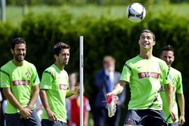 Portugal y Cristiano desafían al campeón