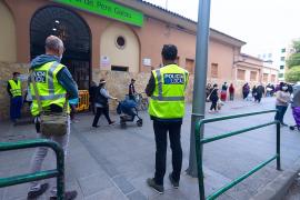 Cort regula los accesos a Pere Garau para evitar aglomeraciones