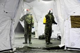 El Ejército prohíbe a los militares volver a sus domicilios tras sus turnos