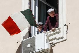 Italia registra la menor cifra de muertos en más de un mes