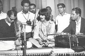 La canción de George Harrison y Joan Mascaró, en la lucha contra el virus