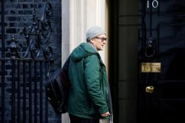 Boris Johnson vuelve al trabajo tras superar el coronavirus