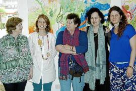 Inauguradas dos nuevas exposiciones en Can Gelabert