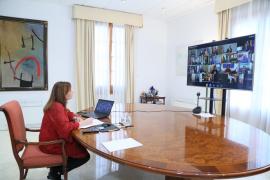 Baleares quiere establecer horarios para evitar aglomeraciones