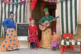 Consell celebra su particular Feria de Abril