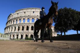 Italia permitirá visitar a los familiares y abrirá los parques el 4 de mayo