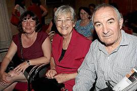 La Acadèmia de Sant Sebastià rinde homenaje a Alceu Ribeiro