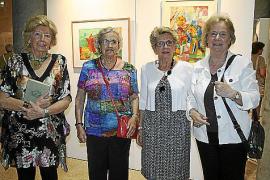 Exposición de los alumnos de la academia Joan Vich