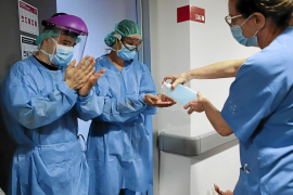Aumentan las muertes de personas con COVID-19 en Baleares