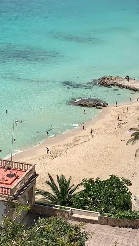 Bañistas y 'fiesteros', entre los más de mil sancionados este fin de semana en Baleares