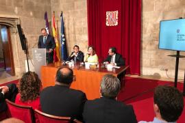 El Govern firma la declaración de intenciones de la planta de hidrógeno de Lloseta para ponerla en marcha