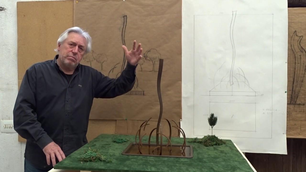 Damián Ramis proyecta 'Gracias', una obra para quienes «se dejan la piel»