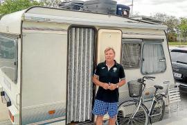 Un turista búlgaro, atrapado en Palma por el estado de alarma
