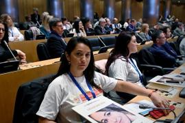 La madre de Malén Ortiz: «Esta situación excepcional hace que una desaparición sea una losa aún más pesada»
