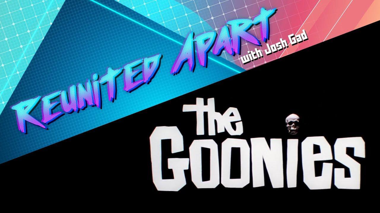 'Los Goonies', juntos de nuevo