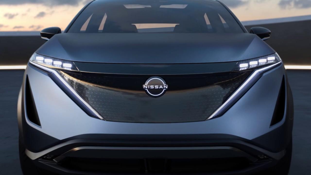 Nissan Ariya, un prototipo con la tecnología y el diseño para la nueva era
