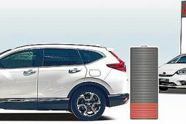 Honda dará una segunda vida a sus baterías eléctricas