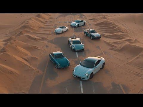 Doble victoria del Porsche Taycan en los premios World Car of the Year