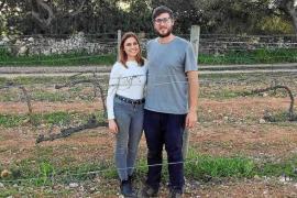 «Pere Crespí y Neus Beltrán: «En Mallorca se puede hacer vino joven de calidad»