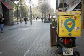 Mallorca se apunta al 'boom' del delivery