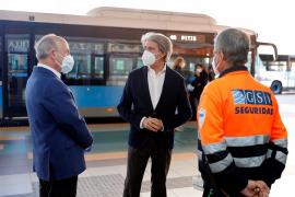 El uso de mascarilla en el transporte público será «altamente recomendable»