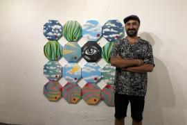 El artista Soma elabora una «crónica de nuestro mundo» en confinamiento