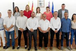 Corporación municipal de Sant Joan de Labritja