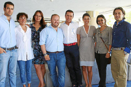 INAUGURACIÓN CLUB DE MAR