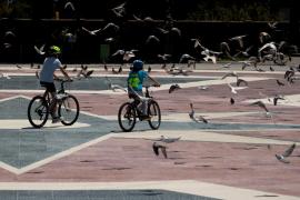 Sanidad prohíbe coger el coche o el transporte público para ir a hacer deporte