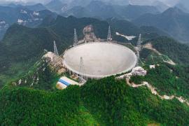 China se suma a la búsqueda de inteligencia extraterrestre
