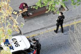 Detenido en Palma por beber en la calle durante el confinamiento