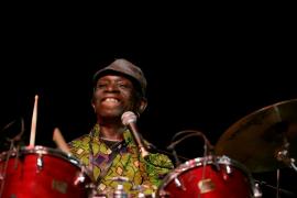 Fallece el legendario batería Tony Allen