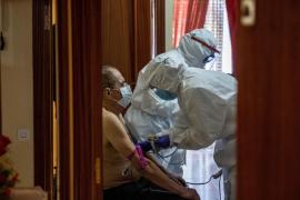 Seis nuevos contagios entre trabajadores de residencias de ancianos en Baleares