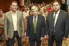 Junqueras: «El PP disimula su mala gestión con ataques a la lengua»