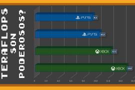 Xbox Series X y PlayStation 5, su potencia es lo de menos y 18 noticias más