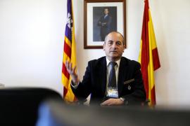 Francisco Baldonedo: «Hemos conseguido que el virus no entre en la cárcel de Palma»