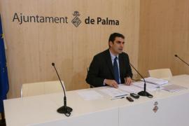 El Ajuntament de Palma cierra 2011 con 46 millones de euros de déficit