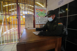 Mueren cuatro españoles en un accidente de avioneta en Bolivia cuando iban a ser repatriados