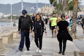Más de 40 personas denunciadas en Baleares por incumplir las nuevas normas de paseo y deporte