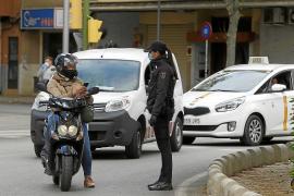 La Policía Nacional detecta un aumento de 'telenarcos' a domicilio en Palma