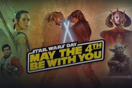Por qué el 4 de mayo es el Día de Star Wars