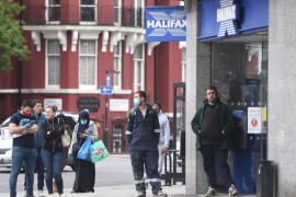 El Reino Unido comunica su menor cifra de fallecidos desde marzo
